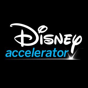 Logo disney accelerator