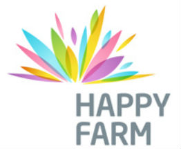 Logo happy farm