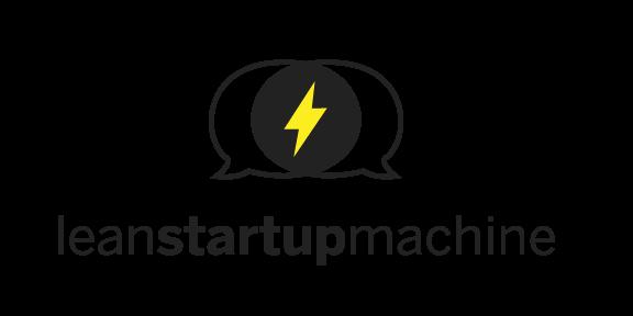Logo lean startup machine