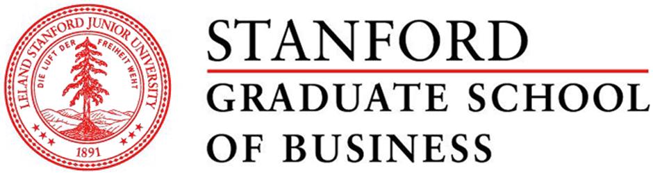 Logo stanford gsb