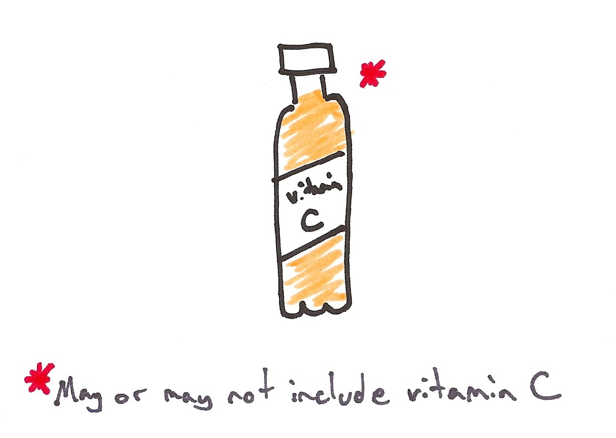 Not so vitamin water, customer pains