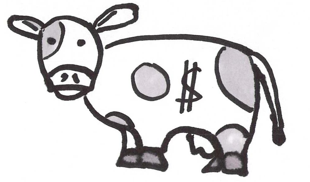 cash cow - the enterprise staple food