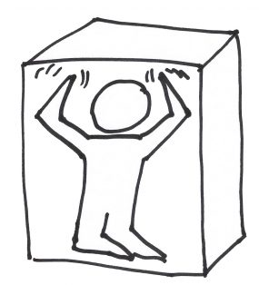 future of product management - trapped in a box