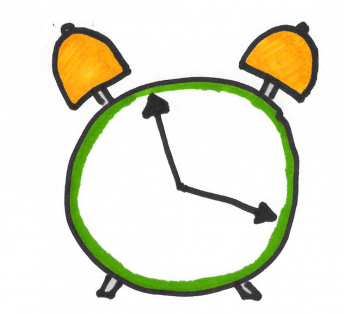 alarm clock showing out of time - Organizational Culture Case Study
