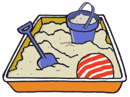 An innovation sandbox