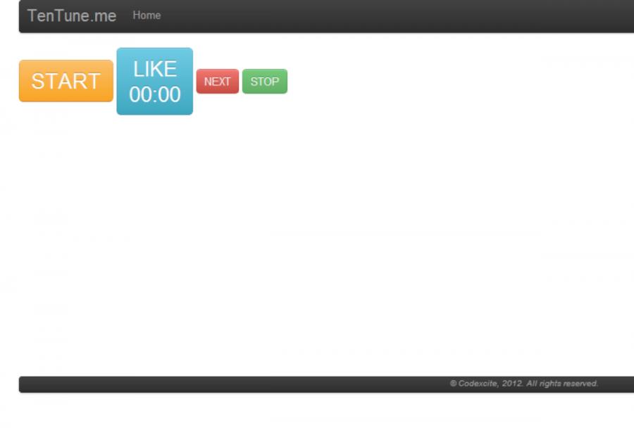 Website design but still minimal
