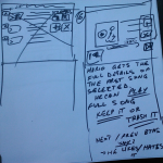 Storyboard bring Mario to the website 4