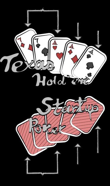 Texas Hold 'Em startup poker